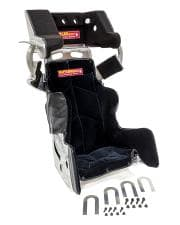 Butler Built Sprint Advantage Slideways Seat-Plain Finish
