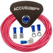 CANTON Warning Light, Accusump Discharge, Accusump Oil Accumulators, Light Kit