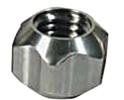 "CTS 5/8"" TITANIUM DOUBLE BEVEL LUG NUTS (COARSE THREAD)"