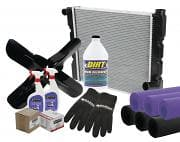 CTS Combination Pack, Air Filter Cleaner / Gloves / Mechanical Cooling Fan / Mud Remover / Radiator / Rivets / Roll Bar Padding, Kit