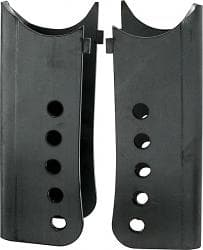 CTS GM Metric Chassis Trailing Arm Brackets for Ford 9 Inch Weld On-PAIR
