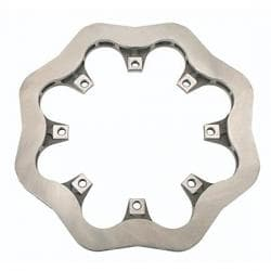CTS Cast Iron Scalloped Brake Rotor, 11.75 x .810 Inch