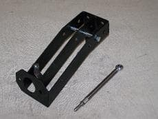 CTS Pedal Mounting Bracket-For 78-88 metric Monte Carlo