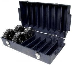 CTS Quick Change Gear Case-Holds 8 Sets