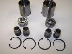 CTS Spherical FK Mono Ball Bushings for Front Lower A-Frames 69-72 Chevelle and Camaro