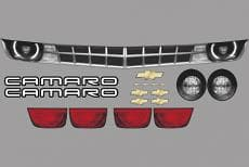 ARP Body Master Graphic Kits-Camaro