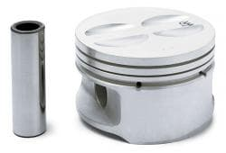 GM 604 CRATE ORIGINAL REPLACEMENT PISTONS-STANDARD SIZE-ORIGINAL STYLE