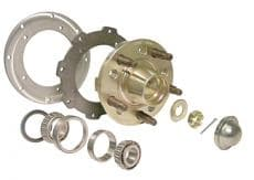 Hub, Assy, Steel, 78-Newer Impala (No Rotor)