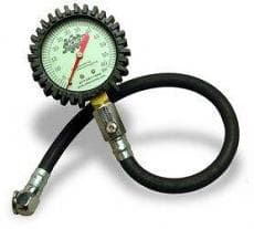 Joes Glow in the Dark Tire Pressure Gauge