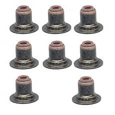 GM CTS525 Crate Valve Stem Seals-Exhaust, Chevy, Small Block, LS7, Set of 8