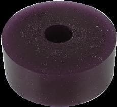 "INTEGRA SHOCK PUCK, 1/2""ID, 3/4""TALL, 60D, PURPLE"
