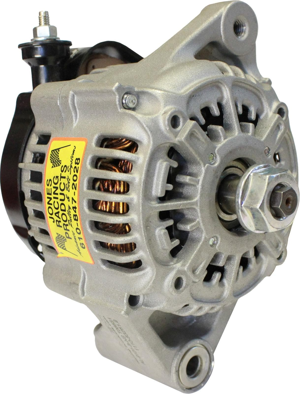 Jones Racing Alternators AL-9101-B-NS