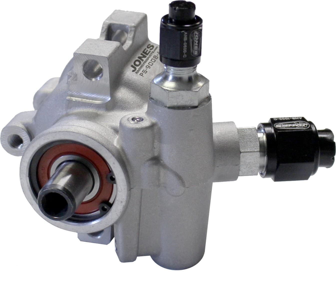 Jones Racing Power Steering Pumps PS-9008-AL