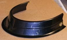 "PREDATOR HOOD SCOOP 3 1/2"" TALL"