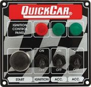 QuickCar Ignition Control Panels 50-025