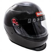 RACEQUIP Helmet, Pro20, Full Face, Snell SA 2020, Head and Neck Support Ready -CARBON FIBER