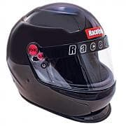 RACEQUIP Helmet, Pro20, Full Face, Snell SA 2020, Head and Neck Support Ready -GLOSS BLACK