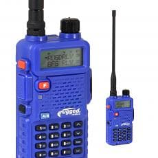 CTS RH-5R Rugged Radios 5-Watt Dual Band (VHF/UHF) Handheld Radio