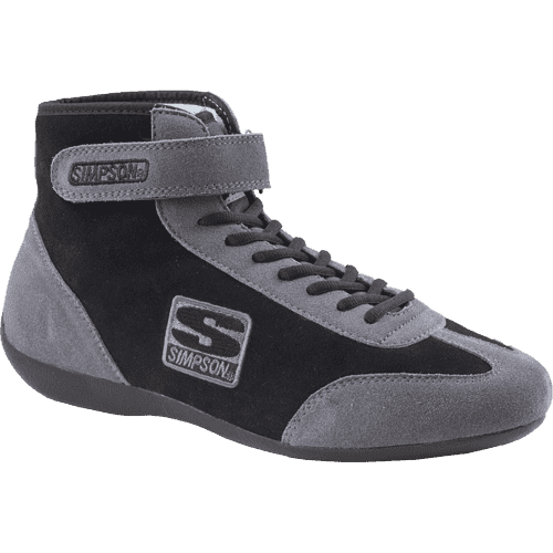 SIMPSON RACING MIDTOP SHOES