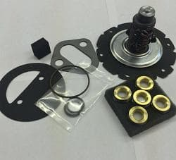 CV2516-CARTER  SPRING DIAPHRAGM FUEL PUMP REBUILD KIT