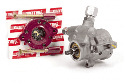 Sweet Power Steering Pump - Dry Sump Pump Mount (Delphi)