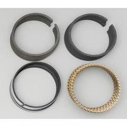 Sealed Power Performance Piston Ring Moly, 4.000 in. Bore, 2.0mm, 1.5mm, 4.0mm Thickness, Set