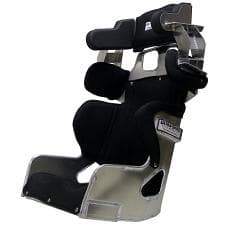 ULTRA SHIELD VS HALO SEAT 2020 & RaceQuip 5 Point Belt COMBO