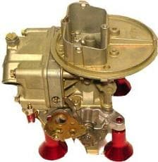 Willy's 350 cfm 2 Barrel Gas Carburetor-Stage One