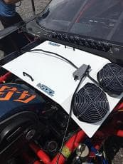 WHEEL CHILL Stock Car Engine Cooler