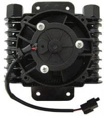 NORTHERN HURRICANE OIL OR TRANSMISSION COOLER WITH FAN