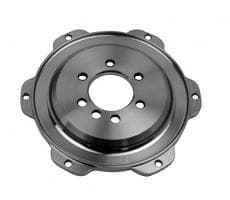 QUARTER MASTER Button Flywheel for 7.25 Inch Clutches-Ls Crate Engines