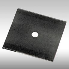 Seat Belt Mounting Back-up Plates