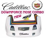 MD3 Downforce Nose Combo,-Generation 2, CADILLAC, IMPALA, MONTE CARLO, GTO,