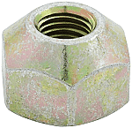 "METRIC 1"" LUG NUTS 12X1.50 MM"