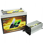 Lithium Pro T1600CK - Lithium Products T1600 Powerpack Battery and Charger Combo