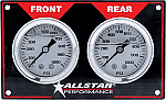 CTS Brake Bias Gauges -Horizontal