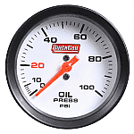 QuickCar Extreme Oil Pressure Gauge- Color Changing Gauges
