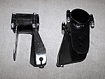 CTS 1973-1977 GM Midsize Clamp On Trailing Arm Brackets-PAIR