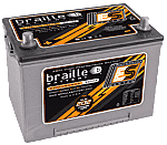 Braille Battery B6034  - Endurance Series Batteries
