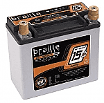 Braille Battery B2015 - No-Weight Standard Batteries