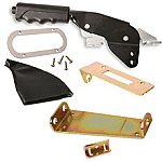 EGR EMERGENCY BRAKE LEVER KIT-COMBO PACKAGE