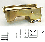 CANTON 351W DEEP REAR SUMP PAN (15-670)