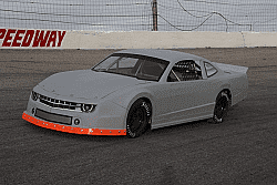 ARB Dirt 2016 Chevy Camaro Street Stock- M Package