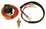 Spal Single Fan Harness