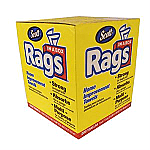Scotts Brand Rags in a Box, 200 Count, Fits HRP6193 Series Racks