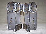 CTS 1973-1984 Impala & Caprice Clamp On Trailing Arm Brackets-PAIR
