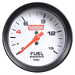 QuickCar Extreme Fuel Pressure Gauge- Color Changing Gauges