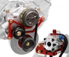 Chevrolet Single Drive, Bellhousing Mounted Crate Engine Kit